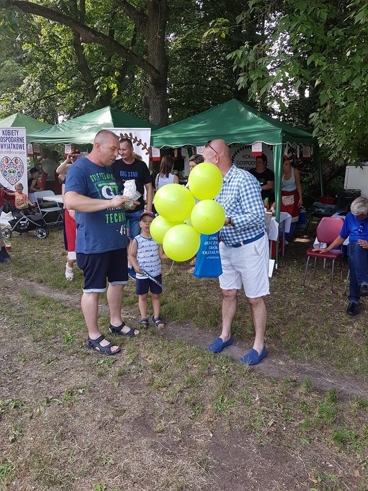 Festyn w Krasnem