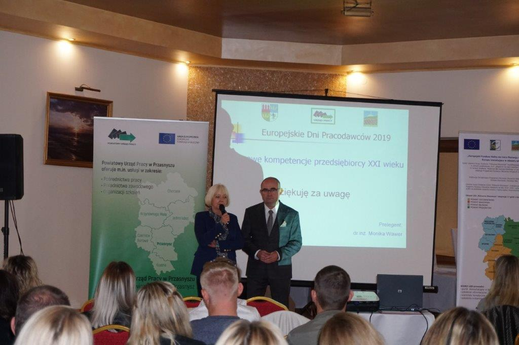 Konferencja Europejskie Dni Pracodawców 2019